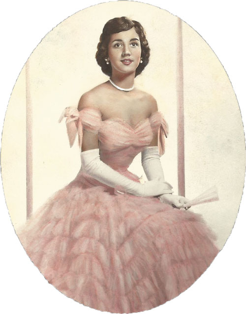 Louise Pink Gown